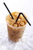 Cold coffee drink Royalty Free Stock Photography