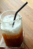 Cold coffee drink Stock Images