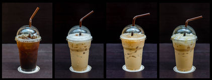 Free Cold Coffee Drink Royalty Free Stock Images - 65610629