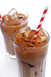 Cold coffee Royalty Free Stock Image
