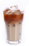 Cold coffee Royalty Free Stock Photos