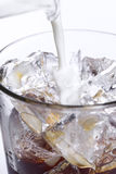 Cold coffee Royalty Free Stock Images
