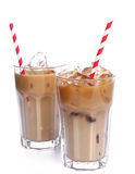 Cold coffee Stock Image