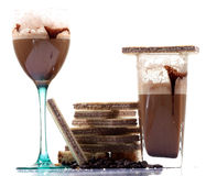 Cold coffee treat Royalty Free Stock Photography