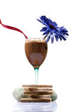 Cold coffee treat Stock Photography