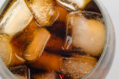 Cold coke Stock Images