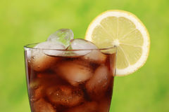 Cold Cola Stock Photography