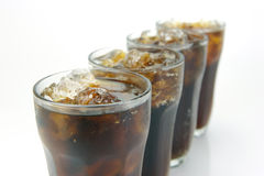 Cold Cola Royalty Free Stock Photos