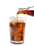 Cold cola Royalty Free Stock Image