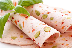 Cold cuts Royalty Free Stock Photography
