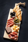Cold cuts Stock Photo