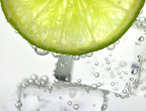 Cold drink close up Royalty Free Stock Photos