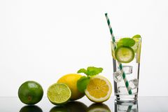 Cold drink royalty free stock photo