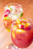 Cold drink. Sweet iced, cold, or hot drink , soft drinks photo Stock Photography