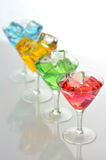 Cold  drinks Stock Images