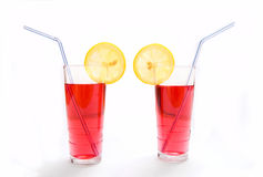 Cold drinks. Stock Photography