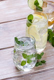 Cold drinks Royalty Free Stock Photos
