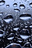 Cold droplets Stock Images