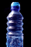 Cold Fitness Water Bottle Stock Photography