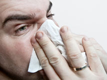 Cold and flu Stock Photos