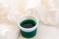 Cold and flu over the counter medications Royalty Free Stock Photography