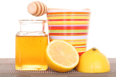 Cold and flu remedy Stock Photos
