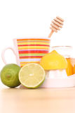 Cold and flu remedy Royalty Free Stock Photography