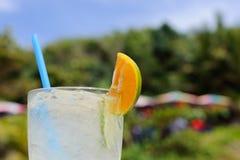 Cold fresh cocktail Stock Photos