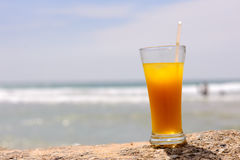 Cold fresh cocktail Royalty Free Stock Photography