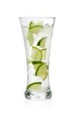 Cold fresh lemonade Royalty Free Stock Photo