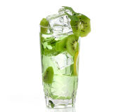 Cold Fruit Drink Stock Image