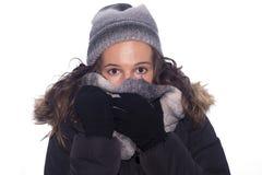 Cold. Stock Photos