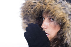 Cold. Stock Photography