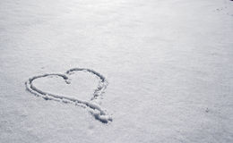 Cold Heart Royalty Free Stock Image