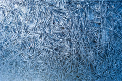 Cold ice mosaic Stock Images