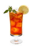 Cold ice tea Royalty Free Stock Image