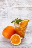 Cold ice tea Stock Photography