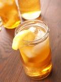 Cold ice tea Royalty Free Stock Photo
