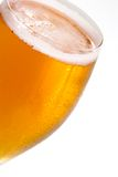 Cold Lager # 001 -. Australian lager in glass Stock Photography
