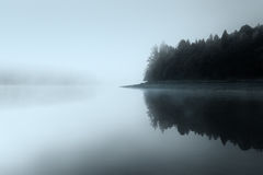 Cold Lake Στοκ Εικόνα