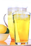 Cold lemonade Royalty Free Stock Photo