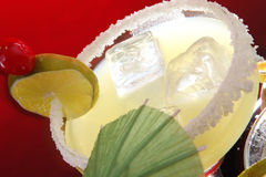 Cold margarita Royalty Free Stock Images