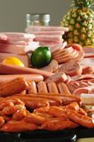 Cold meat. Stock Photo