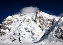 Cold Mountain Alaska Stock Photography