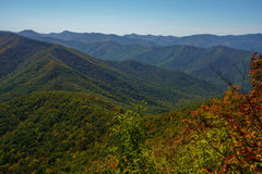 Cold Mountain Stock Image