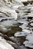 Cold Mountain Stream Stock Photo