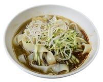 Cold noodles Stock Photos