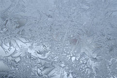 Cold patterns Royalty Free Stock Photo