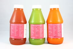 Cold-pressed Juice Royalty Free Stock Image