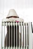 Cold Radiator Royalty Free Stock Image